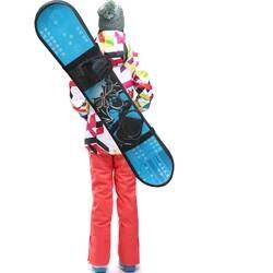 Один сноуборд рукав сноуборд носить ремень сноуборд слинг Плечевой ремень плеча Перевозчик носить ремень-нет сноуборд