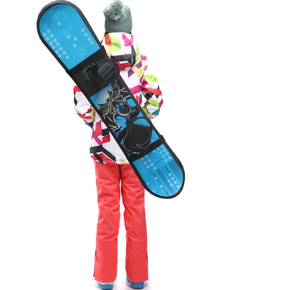 One Snowboard Sleeve Snowboard Carry Strap Snowboard Sling Shoulder Strap Shoulder Carrier Carry Strap  - NO SNOWBOARD