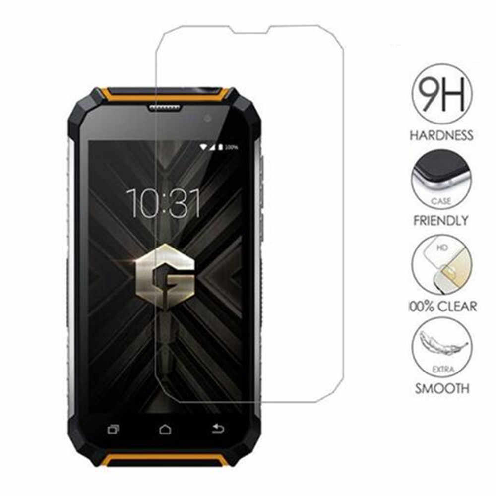 For Geotel G1 Screen Protector Tempered Glass For Geotel G1 Glass 2.5D 9H Explosion-proof Anti-scratch Phone Film