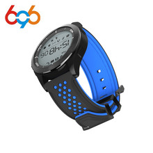 696 NO.1 F3 Smart Watch Bracelet IP68 waterproof Smartwatch Outdoor Mode Fitness Tracker Reminder Wearable Devices