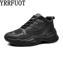 YRRFUOT Women Shoes Fashion Trend Sneakers Flyknit Air Mesh Casual For Woman Running Flats Shoes Spring Summer Moda Mujer 2019