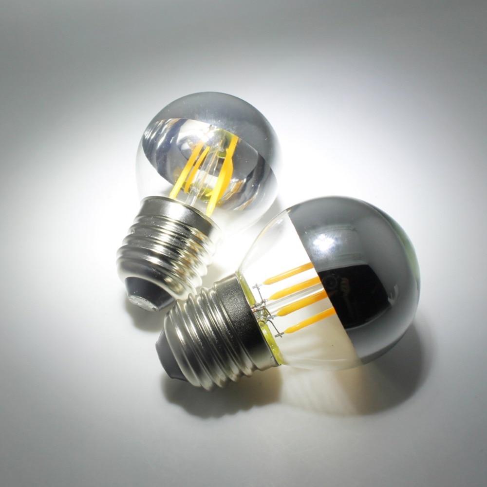 Lâmpadas Led e Tubos 6x shadowless luzes dimmer ampola Tipo Pacote Content : 6 Pcs /lote