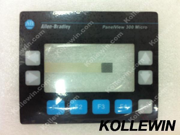 NEW membrane keypad for ALLEN BRADLEY PanelView 300 Micro 2711-M3A18L1  2711-M3A19L1  2711M3A18L1  2711M3A19L1 freeship new industrial membrane switch keypad 2711p k10c4d2 for ab allen bradley panelview plus 1000
