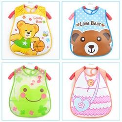 Baby bibs eva waterproof saliva towel scarf lunch boys girls cartoon infant bibs burp cloths for.jpg 250x250