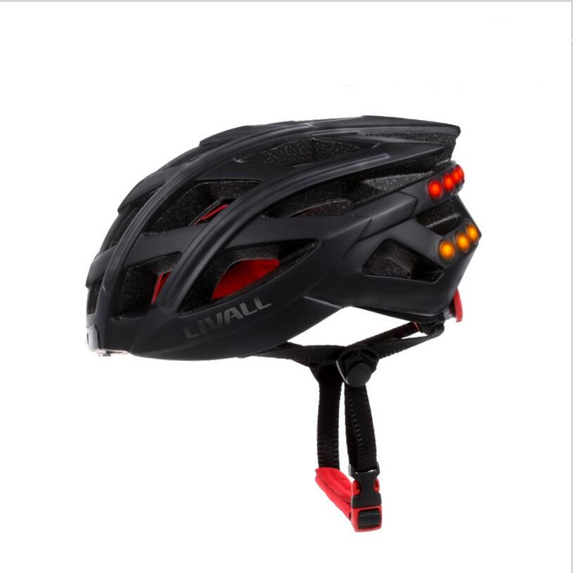 2018 Newly Released LIVALL Smart Intelligent Cycling Helmet Bicicleta Capacete Casco Ciclismo Para Ultralight Safety Helmet sahoo mtb bike cycling helmet bicicleta capacete casco ciclismo para bicicleta ultralight helmet polarized sunglasses lens