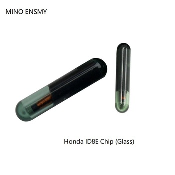 8E chip glass for Honda, Transponder key chip, ID8E Glass chip,10pcs/lot Free shipping