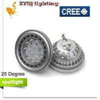 LED Spotlights COB Dimmable G53 GU10 AR111 ES111 QR111 Lamp Light DC 12V AC 110V 220V