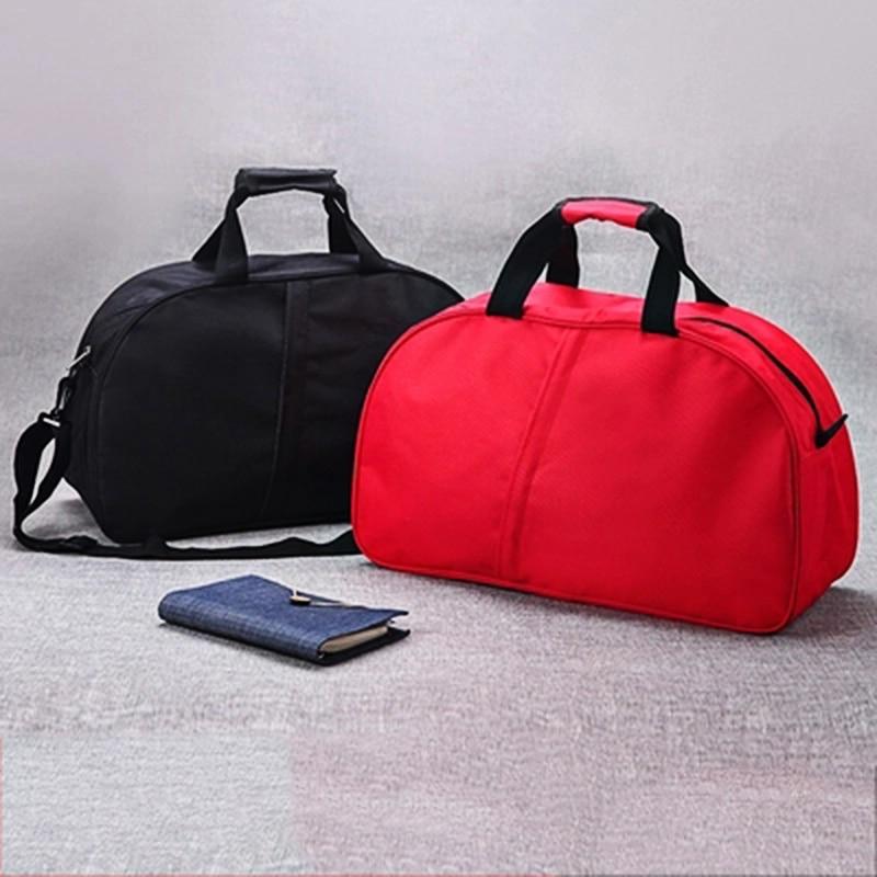 2019 Women Sport Training Gym Fitness Travel Bags Durable Waterproof Oxford Outdoor Sports Handbag Shoulder Tote For Man XA939WD