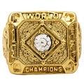 Wholesale 1954 San Francisco Giants Major League Baseball Zinc Alloy 24K gold plated Custom Sports Replica men Championship Ring
