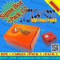 Сигма коробка с pack1 + Pack2