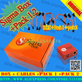 Sigma caja con pack1 + Pack2