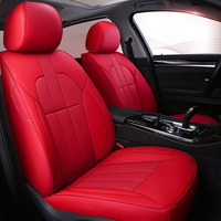 custom cowhide car seat cover leather for 7 Seats Lexus GX470 LX570 GX460 LAND ROVER Discovery 5 3 4 Sport accessories styling
