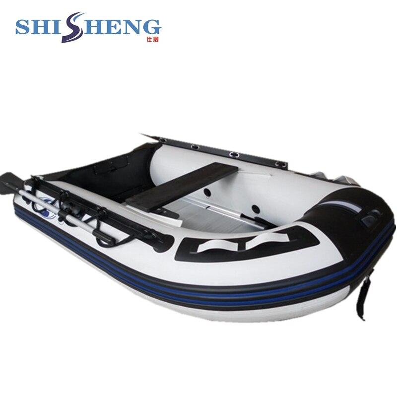 Petit bateau en aluminium de haute performance à vendre - 4