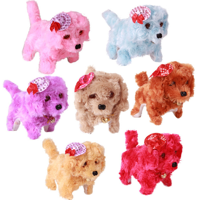 Toy Walking Dogs That Bark And Walk