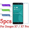 """For Doogee X7 / X7 Pro Screen Protector Clear Matte Nano Soft Explosion-proof 6.0"""" Doogee X7 Protective Film(Not Tempered Glass)"""