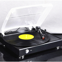 [Китай] граммофон Виниловый проигрыватель портативный стерео LP проигрыватель ПК компьютер проигрыватель phono