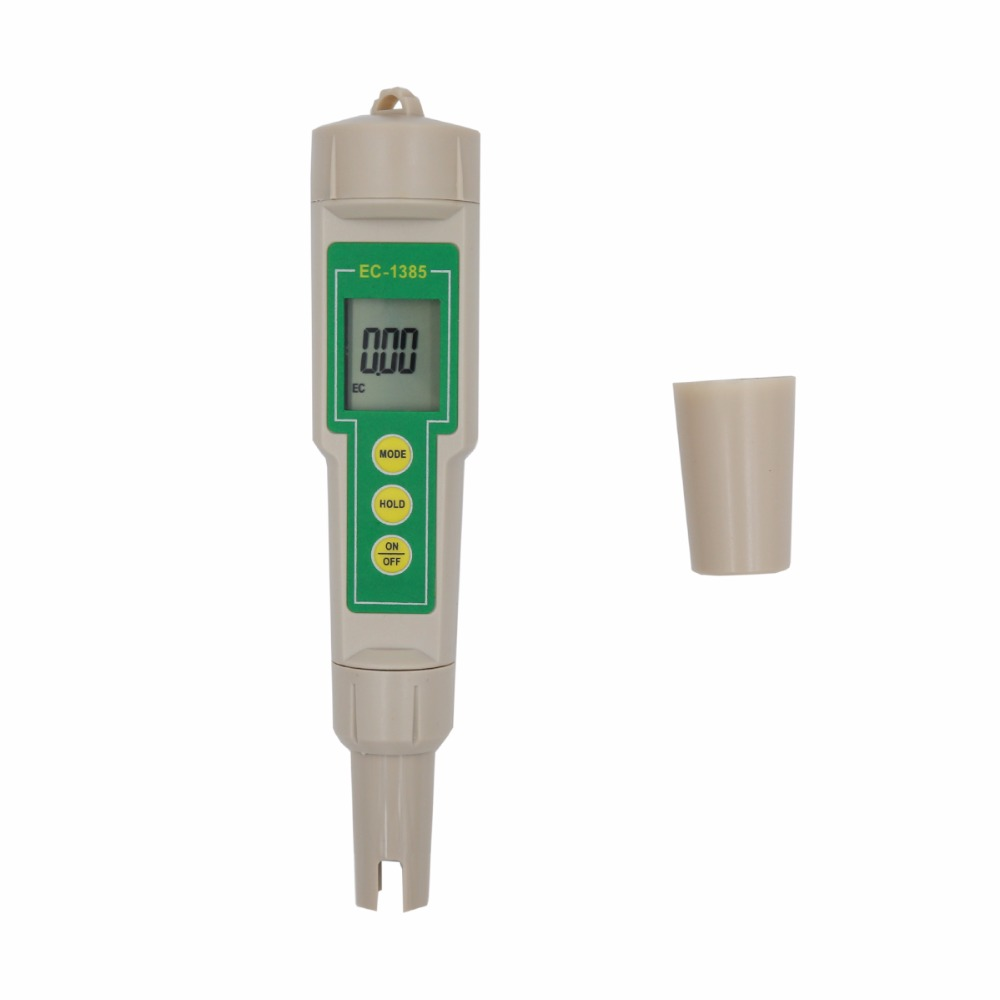 Professional TDS ppm Meter Digital Test Pen Combines EC, TDS & CF 3 in 1 0-19990ppm For Hydroponics, Pool, Aquarium 20%off highly accurate portable digital ph meter tds ec ppm water quality meter tester pen use for aquarium pool 20%off