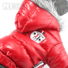 Down Parkas For Dogs