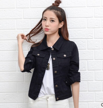 Jean jacket black online shopping-the world largest jean jacket ...