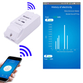 Sonoff Военнопленных Беспроводной Wi-Fi Переключатель С Потребляемая Мощность Измерение Для Бытовой техники 16A/3500 Вт