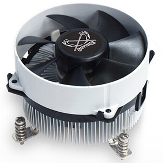 SCYTHE S950N  Intel processor  COOLERS fans Cooling fan contain Thermal Compound Cooler fans LGA 1155 1150 1151 1156