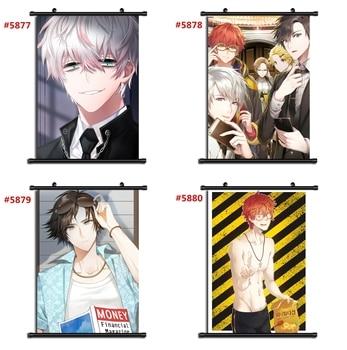 Unknown Mystic Messenger Anime manga wall Poster Scroll