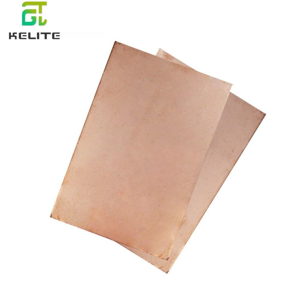 50pcs Single Sided Copper Clad Laminate PCB Circuit Board 4X3