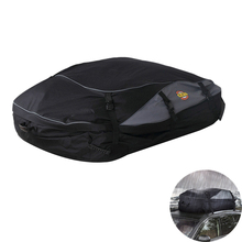 105x90x45Cm Car Roof Bag Luggage Case Waterproof Cargo Luggage Rack for Vehicles with Roof Rack