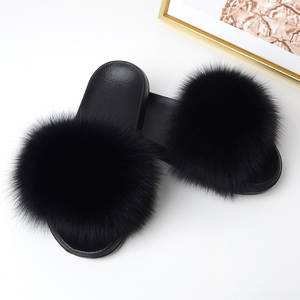 Berkane Slippers Women Fur Home Summer Ladies Shoes