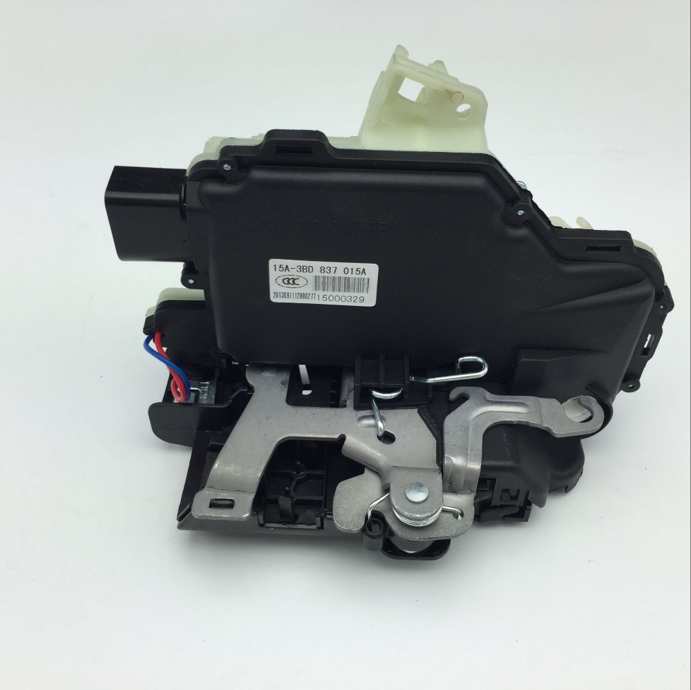 Pour VW Passat B5 Golf Jetta MK4 Beetle Serrure De Porte Actionneur avant Gauche Côté Conducteur 3B1 837 015 Un/3BD 837 015 Un
