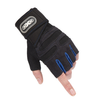 M-XL Gym Gloves Heavyweight Sports Exercise Weight Lifting Gloves Body Building Training Sport Fitness Gloves Crossfit Equipment 4