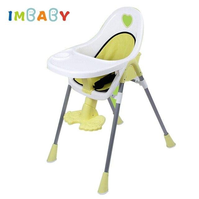 Baby Eating Chair Bassett Ellis Executive Imbaby Feeding Portable Children High Seats Adjustable Folding Chairs Food