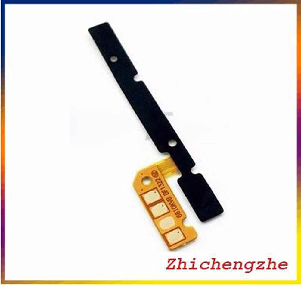 Nuevo poder botón/apagado y volumen arriba/abajo botones flex cable para Huawei G610-T00-T11 G610T g610S C8815