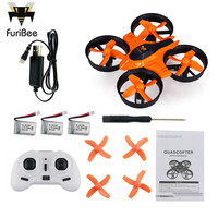 Drop Shipping FuriBee F36 Mini Helicoputer 2 4GHz 4CH 6 Axis Gyro RC Quadcopter Headless Mode