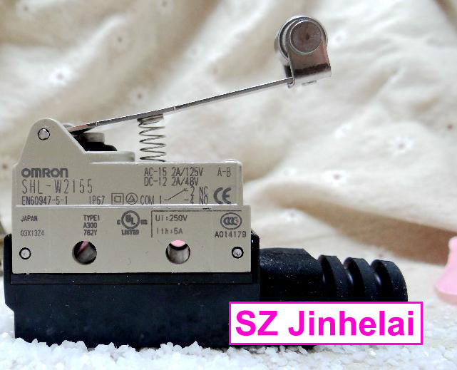 100% New and original SHL-W2155, SHL-Q55 OMRON Micro switch,  Limit switch,  Travel switch цена 2016
