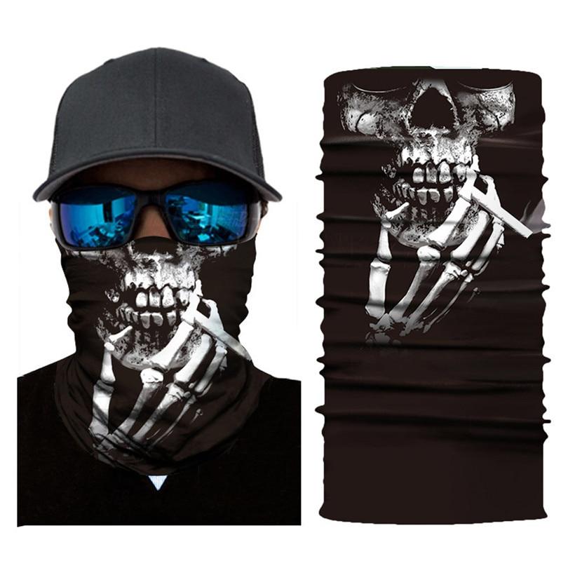 Masques De Sport Bandeau Magique Extérieur Cou Plus Chaud Halloween Fête Vélo équitation Visage Masque Cyling Hiver Masque Accessoires #4f26 Promouvoir La Santé Et GuéRir Les Maladies