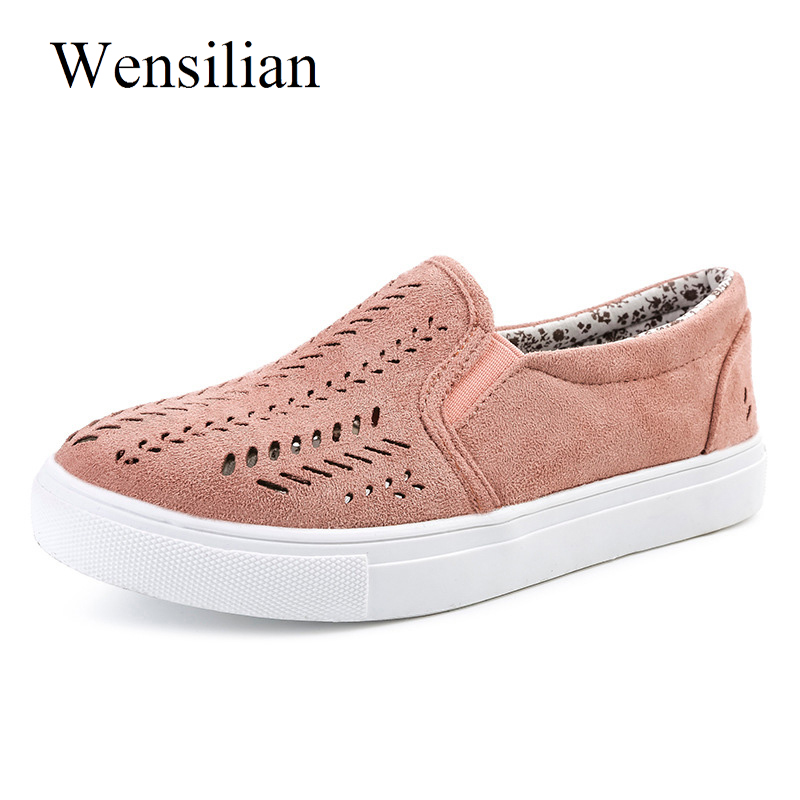 Designer Summer Flat Shoes Women Ladies Suede Casual Canvas Shoes Anti Slip Flats Loafers Shallow Slip On Shoes Zapatos Mujer 2016 fluor pro team sky cycling long jersey winter thermal fleece long bike clothing mtb ropa ciclismo bicycling maillot culotte