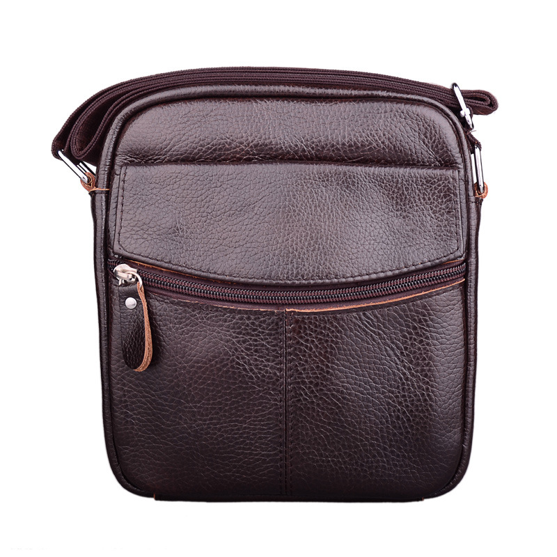 Men Messenger Bags Genuine Leather Designer Handbags High Quality Men's Bag Cowhide Male Shoulder Cross Body Bag for Man светодиодная лампа gl1005021106 goodeck