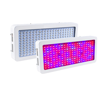 300W/600W/1000W/1200W/1500W Double Chips LED Grow Light Full Spectrum with UV/ IR for Indoor Greenhouse Tent Plant Lamp