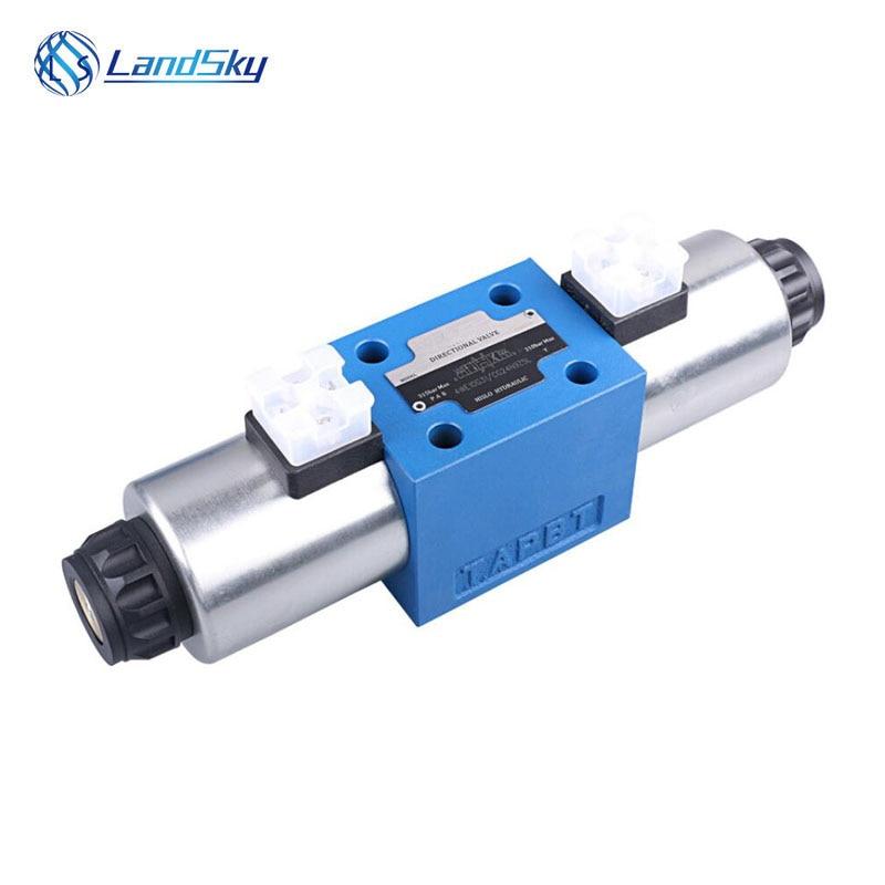 hydraulic flow control valve schematic hydraulic directional valve electric hydraulic control valve 24V 4WE10J3X/CG24N9K4 4WE10|Valves & Parts| |  - title=