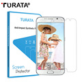 Screen Protector for Samsung Galaxy S6 / S5 , TURATA Premium Crystal Anti-Shock Screen Protective Film for Samsung S6 S5 Note 5