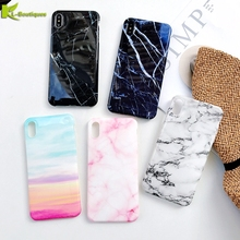 Xiaomi Redmi 6A Soft Marble Case on For Xiaomi Redmi 6A Cover for Xiaomi Redmi6A Etui Fundas Capa Silicone Gel IMD Phone Cases