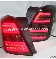 2013 2014 Year For CHEVROLET Trax LED Strip Tail Light C Style
