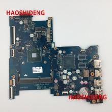 Freies Verschiffen, 854949-601 BDL50 LA-D702P für HP NOTEBOOK 15-AY serie Motherboard mit N3160 cpu. Alle funktionen 100% vollständig Getestet!