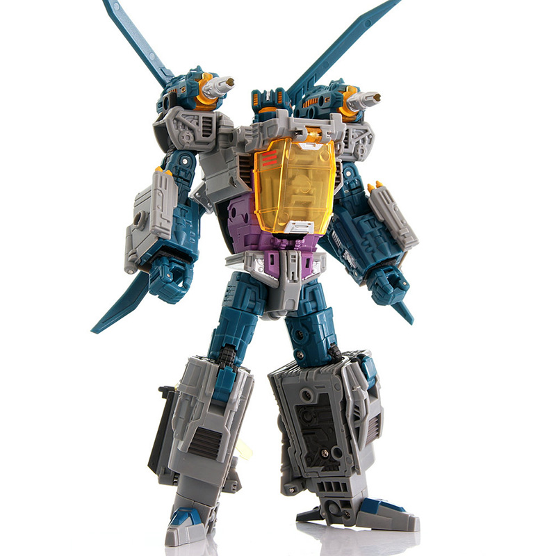 (IN STOCK) Toys Warbotron WB-01D Bruticus Vortex Helicopter