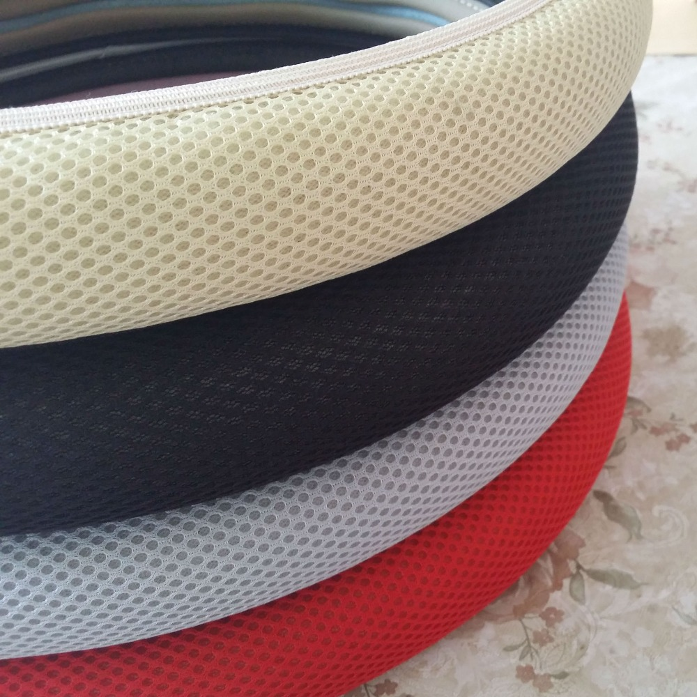 2016 New Universal braid on the steering wheel Sew Microfiber car steering wheel cover to cover