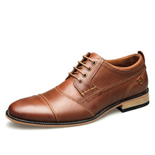 New Men's Business Dress Leather Shoes Suede Leather Shoes Casual Shoes England Large Size Men's Shoes