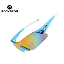 ROCKBROS Cycling Eyewear Glasses Men Sports Sunglasses UV400