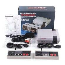 Портативная игровая приставка Mini TV для мальчиков, портативная ретро аркадная игровая консоль для видеоигр с 620 встроенными играми