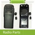 5 sets x radio radio carcasa carcasa para motorola xir p3688 con accesorios